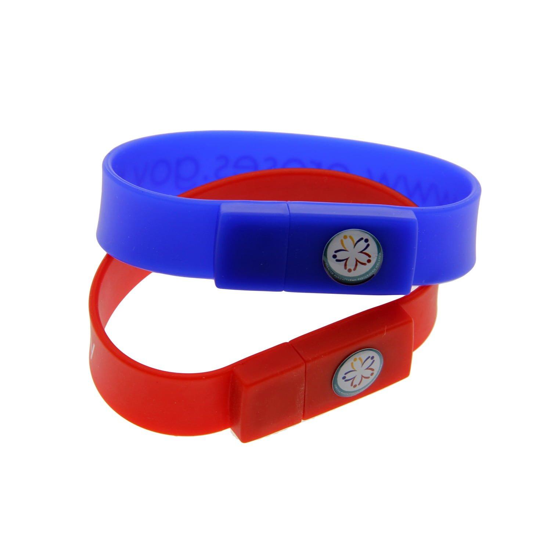 B002 Wristband USB Flash Drive