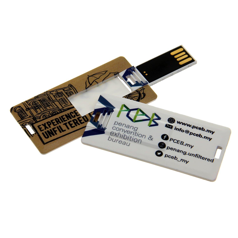 C003 Mini Card Shape USB Flash Drive