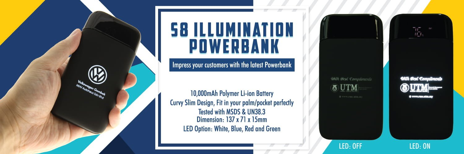 Powerbank November Promotion